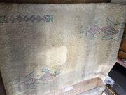 Handgegnüpfter Teppich aus Tunesien