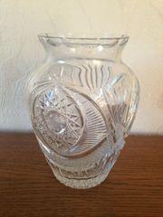 Original Bleikristall Vase ca 1960 -