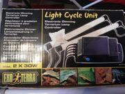 Electronische Dimmer Lampensteuerung für Terrarien