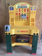 Kinderwerkbank von Bosch
