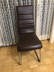 4 Stühle Neuwertig kaum gebraucht