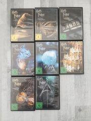Harry Potter DVD 1-7