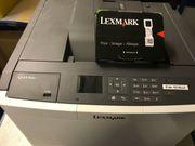 Lexmark Drucker cs 410dn zu