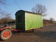 Bauwagen 4x2m