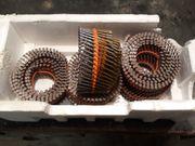 Nägel für Druckluftnagler