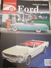Oldtimer Ford Buch
