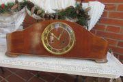 SchSchrank-Uhr Bufett- Uhr Antik-Stil Tisch