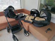 Kombi Kinderwagen Komplettset 3 Fach