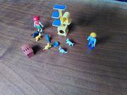 Playmobil Katzenstation