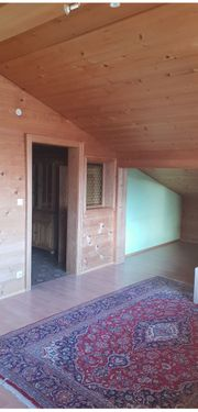 Geräumige Dachgeschosswohnug in Hittisau zu