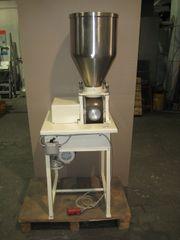 Lebkuchenstreichmaschine
