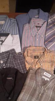 8 Marken Hemden Gr XL