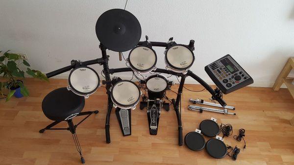 Roland e-Schlagzeug top Zustand
