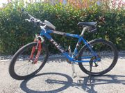 Trek Mountainbike mit Shimano XT