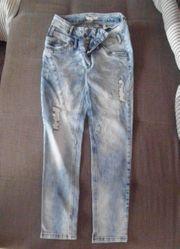 Damen Kinder Jeanshose Größe 36