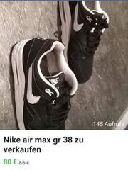nike air max gr 38