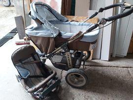 Kinderwagen - Kinderwagen Hartan Skater XL