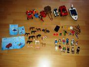 Playmobil Sammlung Konvolut Figuren Tiere