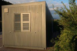 14x3m mobile Werkstatt Wohncontainer Bürocontainer: Kleinanzeigen aus Bludenz - Rubrik Sonstiges
