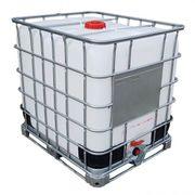 2 Regenwassertank IBC 1000 Liter