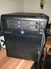Microserver von HP mit Server