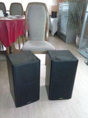 Sansui Stereo Componeten 2 Lautsprecher -