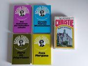 5 Krimis von Agatha Christie