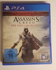 Assasins Creed The Ezio Collection