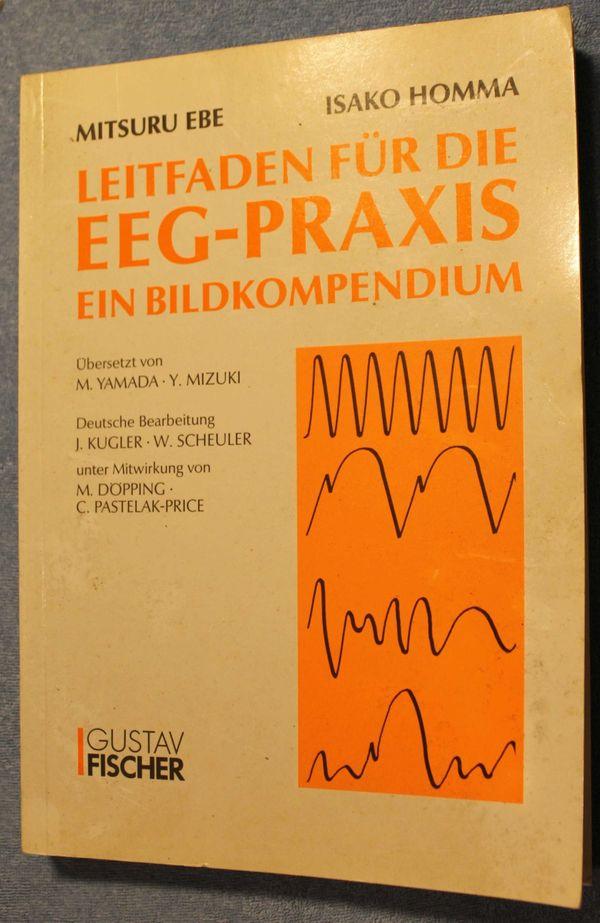 Leitfaden für die EEG-Praxis (Homma) - Birkenau - Leitfaden für die EEG-Praxis Ein BildkompendiumIsako HommaGustav Fischer VerlagGut erhalten - Birkenau