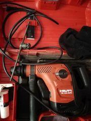 Bohrmaschine Bohrhammer Stemmhammer Hilti TE40-AVR