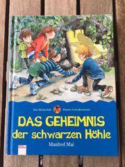 Kinderbuch Das Geheimnis der schwarzen