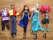 Barbie Puppen 6-8EUR