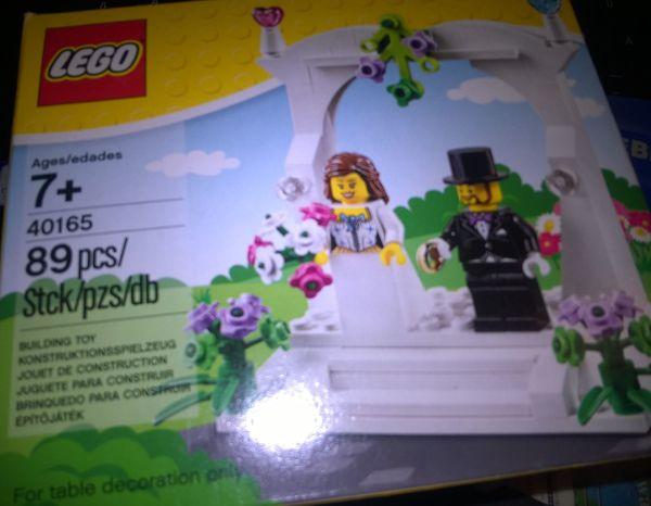 Lego-Packungen neu