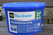 Fassadensilikonfarbe 12 5L