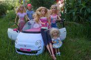 Barbie Auto mit Zubehör
