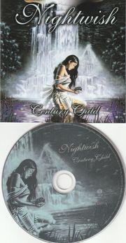 CD - Nightwish - Century Child Vertigo