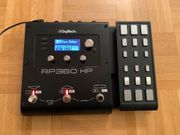 Gitarre Multi Effektgerät DIGITECH RP360
