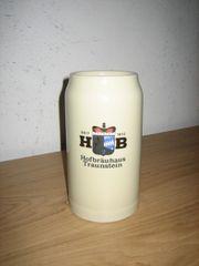Bierkrug 1 Liter vom Hofbräuhaus