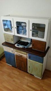 Küchenschrank Küchenbuffet 30er Jahre Shabby