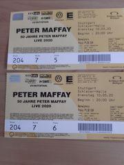 2 Konzertkarten Peter Maffay 27
