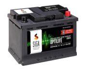 SIGA OPTILIFE Autobatterie 12V 65Ah