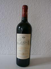 Erstklassiger Bordeaux Chateau Plaisance - Cuveé