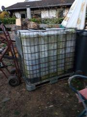 1000 Liter Regenfass