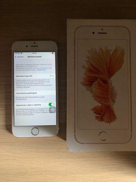 Iphone 6s 64Gb Rosegold: Kleinanzeigen aus Marbach - Rubrik Apple iPhone