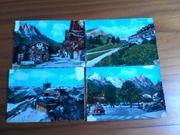 Ansichtskarten Kleinformat - Garmisch Partenkirchen - 4