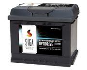SIGA OptiDrive 50Ah 12V Autobatterien