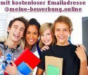 Online-Bewerbung für Ausbildungsplatz Berufsausbildung Praktikum