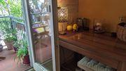 Tisch Table Braun moderne stil