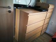 2Kommoden von Ikea in braun