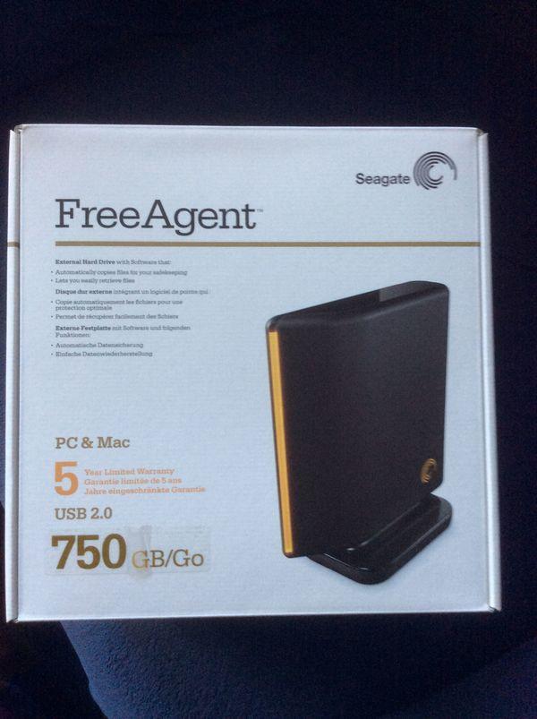 Festplatte Seagate Freeagent Desktop USB
